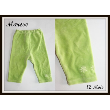 Pantalon MARÈSE Vert