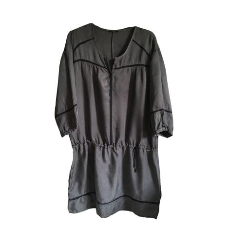 Robe courte IKKS Kaki