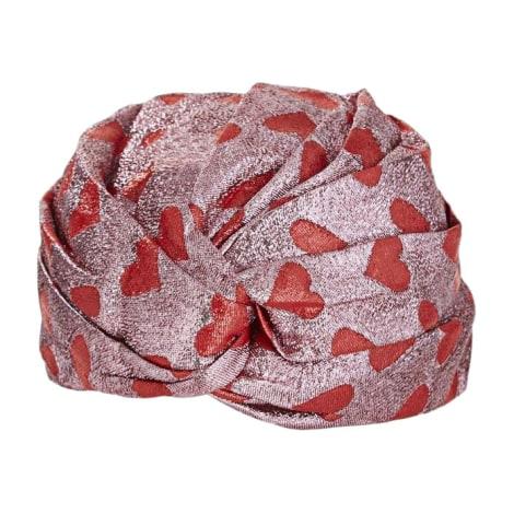 Bonnet GUCCI Rose, fuschia, vieux rose