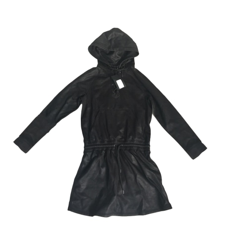 Robe tunique THE KOOPLES Gris, anthracite
