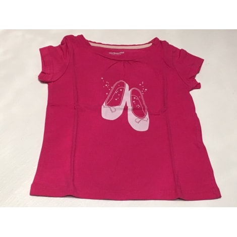 Top, Tee-shirt VERTBAUDET Rose, fuschia, vieux rose