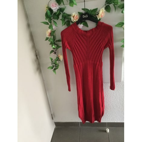 Robe mi-longue TUZZI Rouge, bordeaux