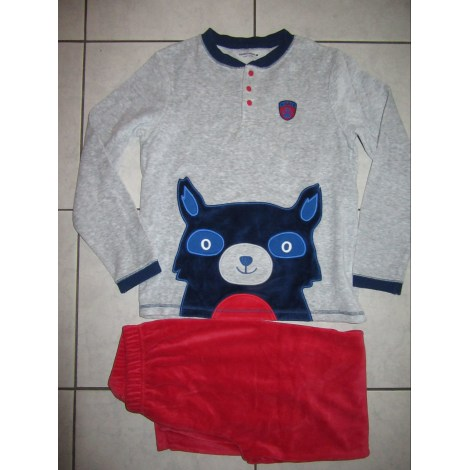 Pyjama SERGENT MAJOR Gris, anthracite