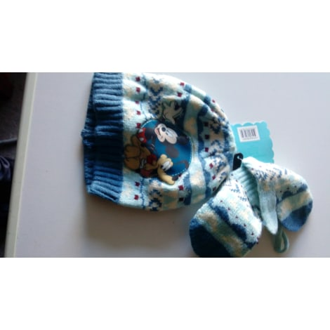 Bonnet DISNEY Bleu, bleu marine, bleu turquoise
