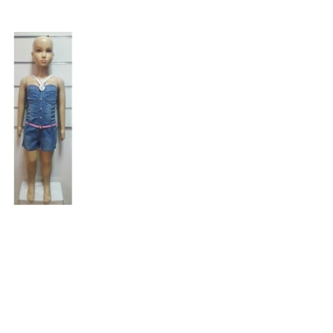 Anzug, Set für Kinder, kurz CHICAPRIE Blau, marineblau, türkisblau
