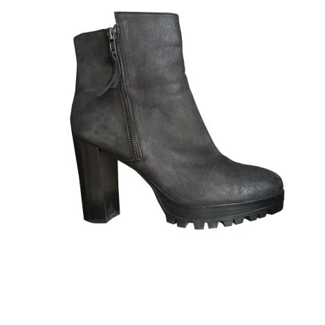 Bottines & low boots à talons CARVELA Noir