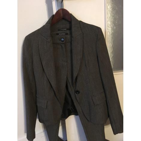 Tailleur pantalon SUD EXPRESS Gris, anthracite