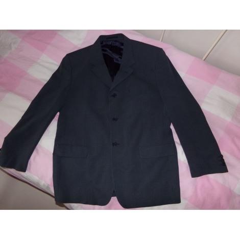 Veste de costume LAURENT CERRER Bleu, bleu marine, bleu turquoise