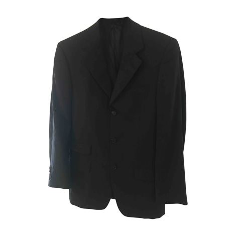 Jacket GUCCI Gray, charcoal