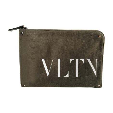Schulter-Handtasche VALENTINO Khaki