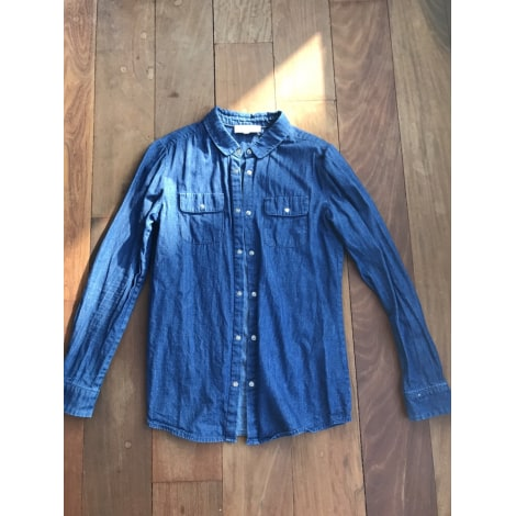 Chemise JACADI Bleu, bleu marine, bleu turquoise