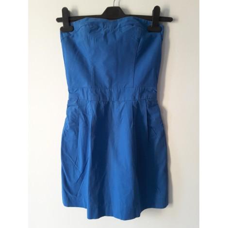 Robe bustier ABERCROMBIE & FITCH Bleu, bleu marine, bleu turquoise