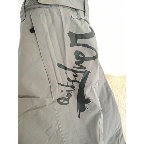 Pantalon de ski QUIKSILVER Gris, anthracite