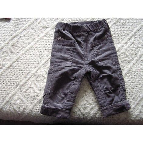 Pantalon TAPE À L'OEIL Gris, anthracite
