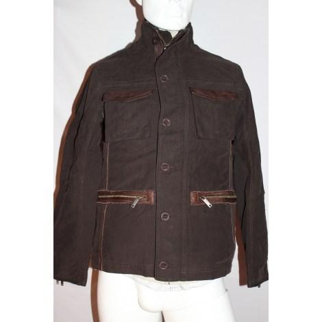 Zipped Jacket CHEVIGNON Brown