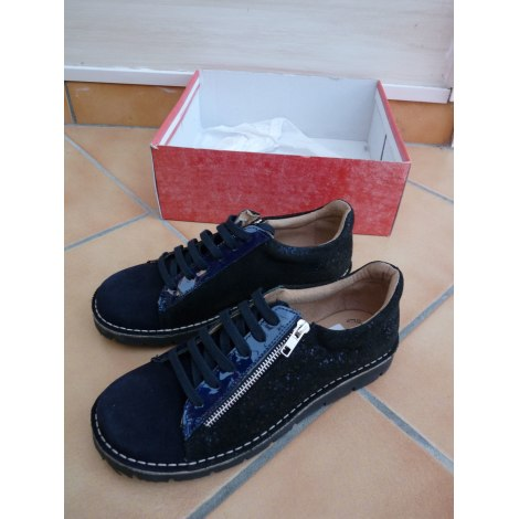 Chaussures à lacets  BNK Bleu, bleu marine, bleu turquoise