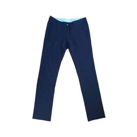 Pantalon droit BA&SH Noir