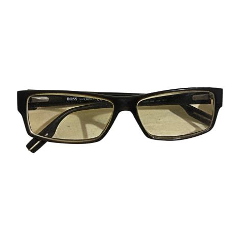 Eyeglass Frames HUGO BOSS Black
