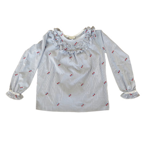 Top, tee-shirt NAVY PARIS Multicouleur