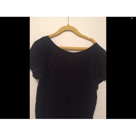 Top, tee-shirt EKYOG Noir