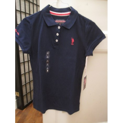 Polo US POLO ASSN Bleu, bleu marine, bleu turquoise
