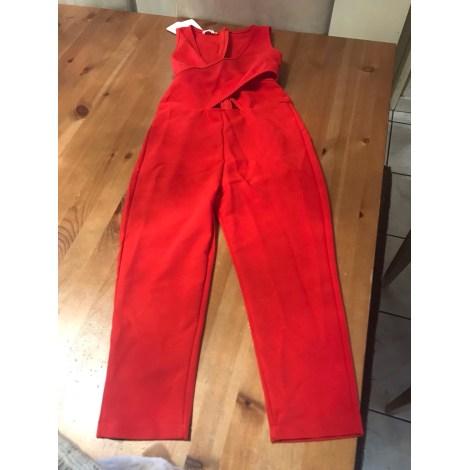 Ensemble & Combinaison pantalon FUN FUN Rouge, bordeaux