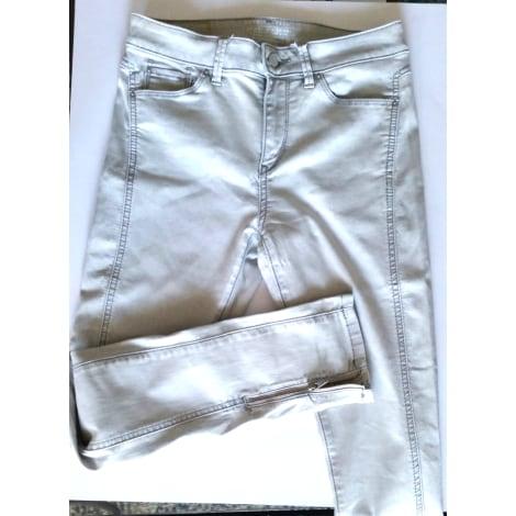 Jeans slim ESPRIT Bleu pale delave
