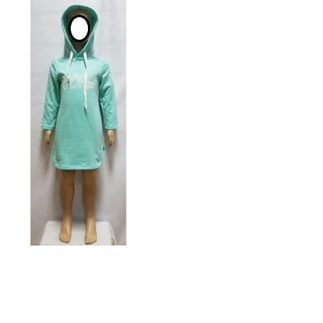 Robe CHICAPRIE Bleu, bleu marine, bleu turquoise