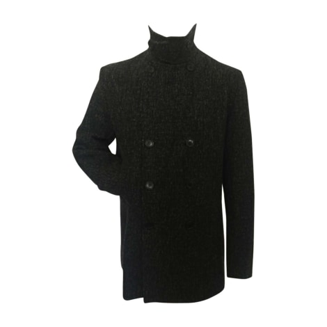 Caban DIOR HOMME Gris, anthracite