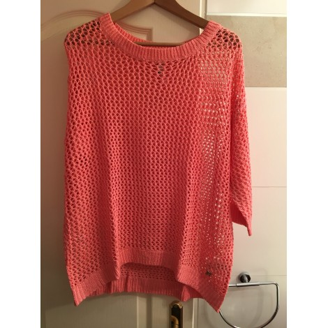 Pull PEPE JEANS Rose, fuschia, vieux rose