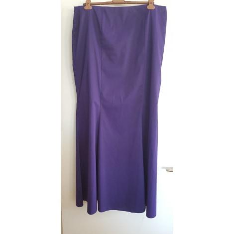 Robe bustier VERA MONT Violet, mauve, lavande