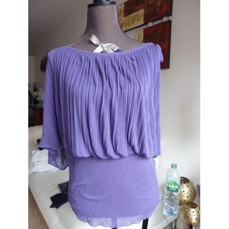 Tunique ETHIC Violet, mauve, lavande