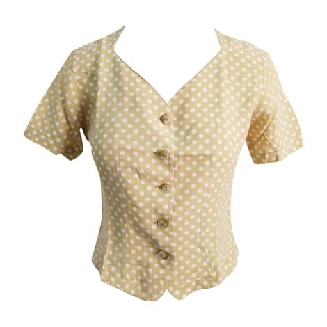 Top, tee-shirt KENZO Jaune
