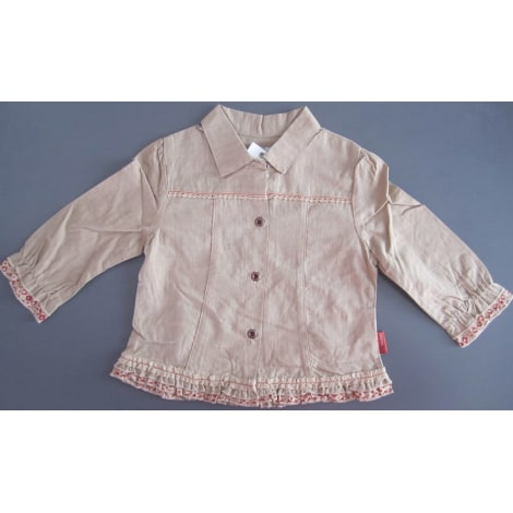 Blouse, Short-sleeved Shirt JEAN BOURGET Brown