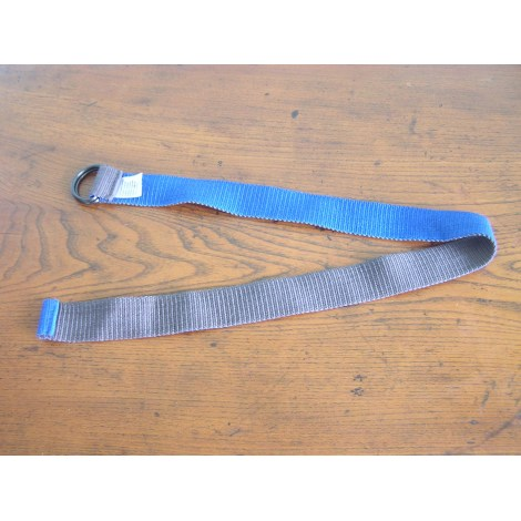 Belt MARQUE INCONNUE Blue, navy, turquoise