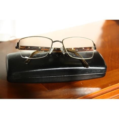 Monture de lunettes BURBERRY Marron