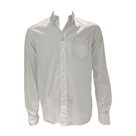 Chemise PRADA Blanc, blanc cassé, écru