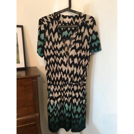 Robe mi-longue TRUCCO Vert