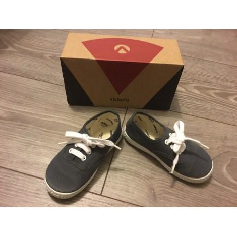 Chaussures à lacets VICTORIA Gris, anthracite