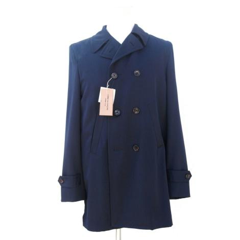 Manteau COMME DES GARCONS Bleu, bleu marine, bleu turquoise