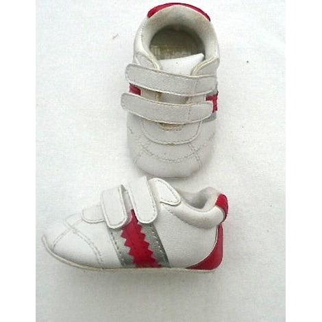 Velcro Shoes MARQUE INCONNUE White, off-white, ecru