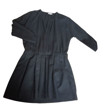 Robe tunique BELLEROSE Noir