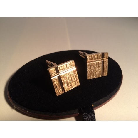 Cufflinks 100% VINTAGE Golden, bronze, copper