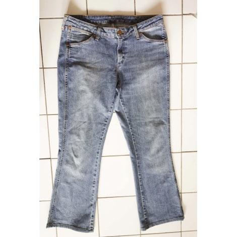 Jeans évasé, boot-cut WRANGLER Bleu, bleu marine, bleu turquoise