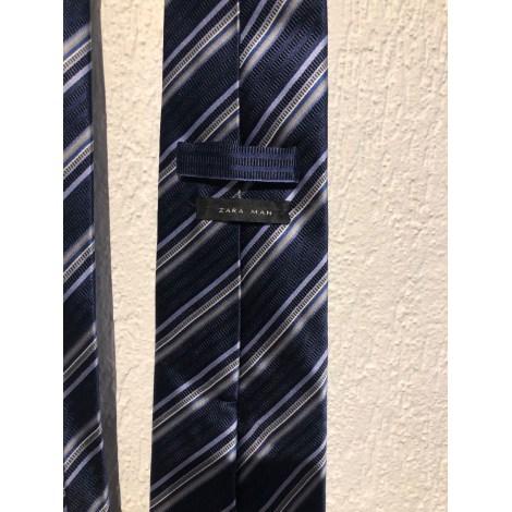 Cravate ERMENEGILDO ZEGNA Noir