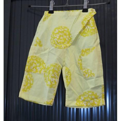 Pantalon KENZO Jaune