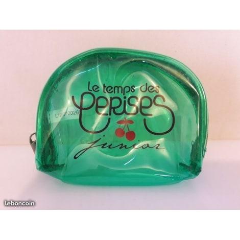Trousse LE TEMPS DES CERISES Vert