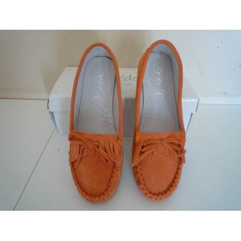 Mocassins SUREDELLE Orange
