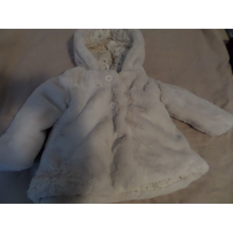 Manteau ORCHESTRA Blanc, blanc cassé, écru