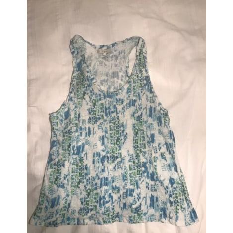 Top, tee-shirt IRO Bleu, bleu marine, bleu turquoise